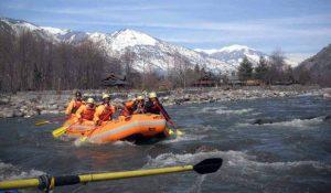 River rafting Kulu - Navbharat Tours