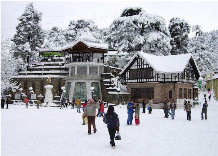 Shimla Tours - Navbharat Tours