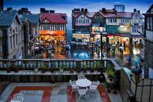 Mall road of Shimla - Navbharat Tours